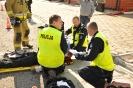 07.10.2021 15 Policjanci z Gruzji  na poligonie SA PSP w Krakowie (17)