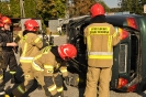 07.10.2021 15 Policjanci z Gruzji  na poligonie SA PSP w Krakowie (3)