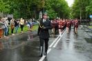 Uroczysta promocja w Krakowskiej Szkole Pożarniczej