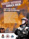 Apel o pomoc dla strażaka! – szukamy dawcy szpiku kostnego