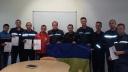 Zakończenie trzeciego w tym roku kalendarzowym szkolenia dla strażaków-ratowników z Ukrainy