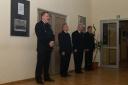 Zakończenie szkolenia uzupełniającego strażaka jop na bazie Wojewódzkiego Ośrodka Szkolenia w Kielcach.