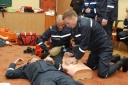 Kolejne szkolenie dla strażaków-ratowników z Ukrainy w Szkole Aspirantów PSP w Krakowie.
